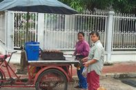 Grilled Pork tricycle