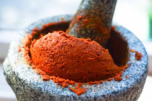 Red Curry Paste: how well do you really know your red curry paste?