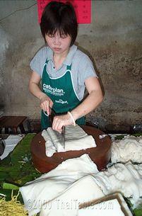 fresh flat rice noodles