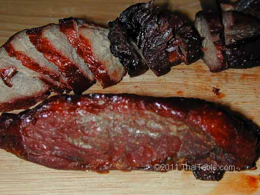 barbeque pork