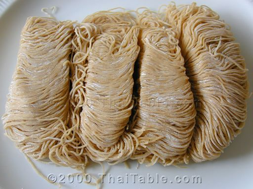 Fresh egg noodles thaitable forumfinder Image collections