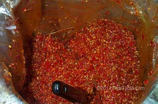 ground fresh chili paste