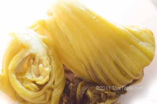 pickled mustard