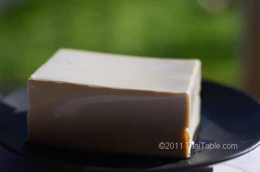 soft silken tofu