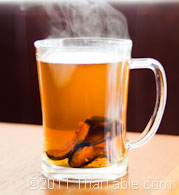 bael fruit tea