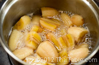 bananas in syrup step 4