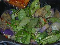 basil eggplant step 7