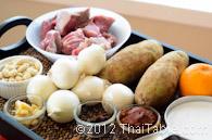beef massaman curry step 1