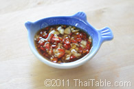 chili garlic fish sauce