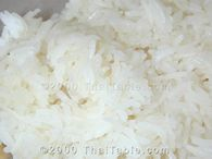 coconut milk sticky rice step 3
