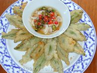 crispy fried okra