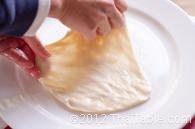 crispy roti step 3