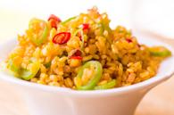 crunchy mung beans