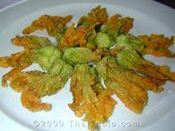 crunchy squash blossoms