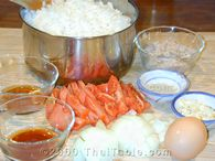 fried rice step 1