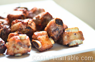 garlic pepper ribs