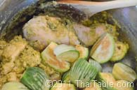 green curry with chicken step 6