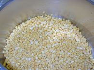 mung bean pudding step 1