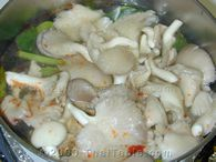 mushroom tom yum step 5