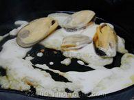 mussel pancakes step 3