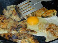 mussel pancakes step 5