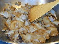 noodles in gravy step 5