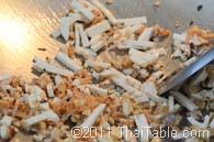 pad thai street food step 4