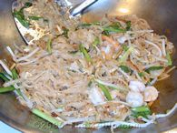 pad thai step 7