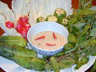 pickled fish chili sauce