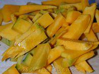 pumpkin in coconut milk step 2