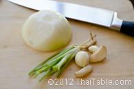 tapioca dumplings step 3