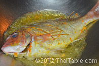 turmeric fried fish step 5