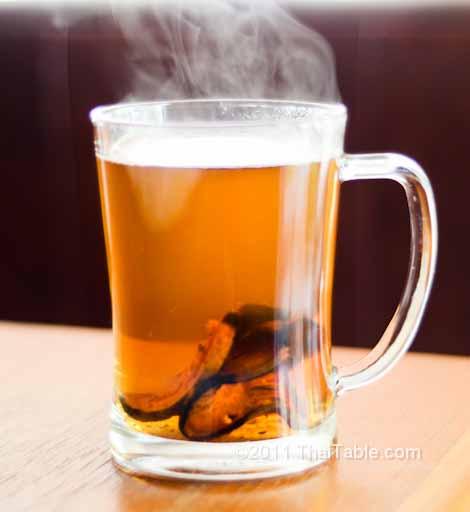 bael fruit tea recipe
