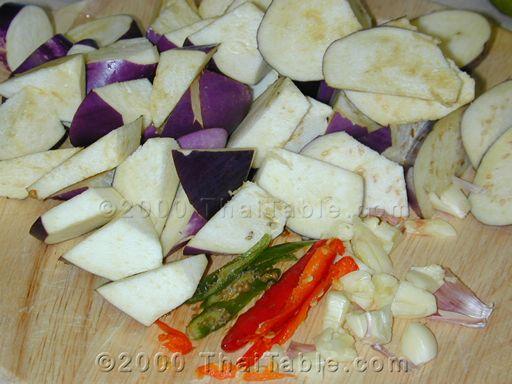 basil eggplant step 2