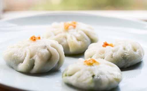 chinese chive dumplings