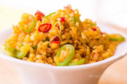 crunchy mung beans recipe