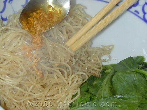 egg noodles with barbeque pork step 5