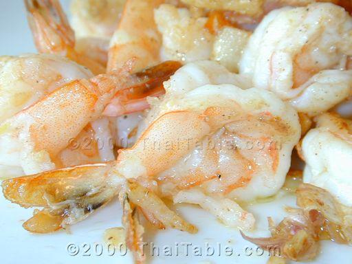 Thai Pepper Garlic Prawns Recipes — Dishmaps