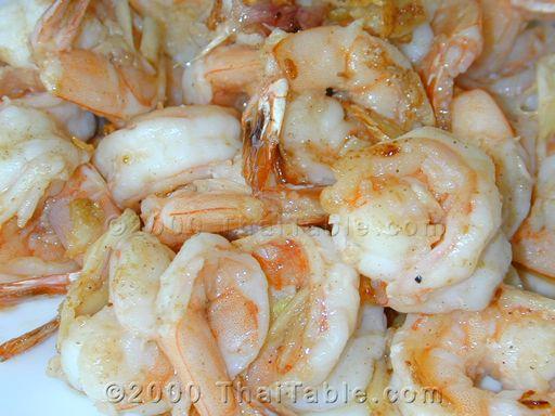garlic shrimp step 4