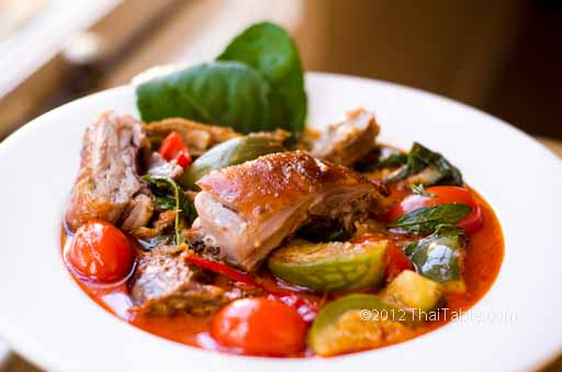 roast duck curry recipe