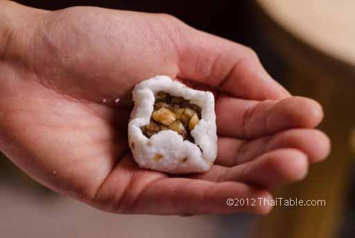 tapioca dumplings step 10