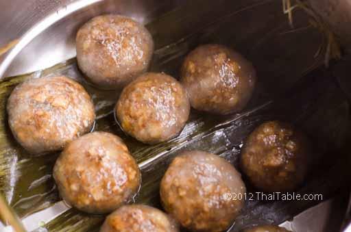 tapioca dumplings step 13