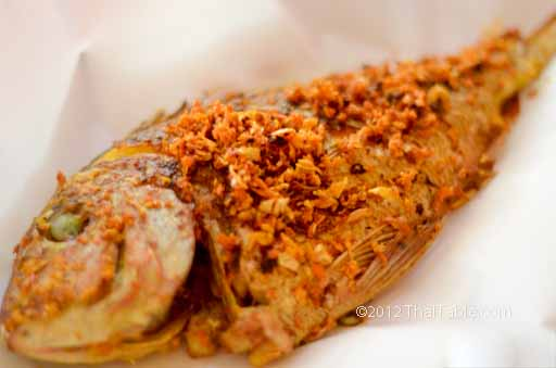 turmeric fried fish